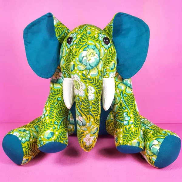 January MAKER OF THE MONTH – wins a FREE Funky Friends Factory Pattern!
