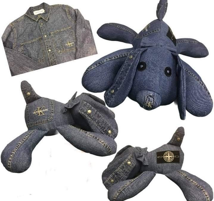 Week 3 – Recycled Denim SEWING COMPETITION – WIN a $50 Funky Friends Factory gift certificate!