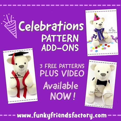 Celebrations FREE Patterns ADD-ON
