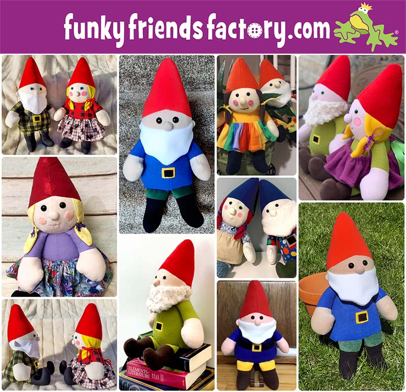 Gnome pattern feedback 1