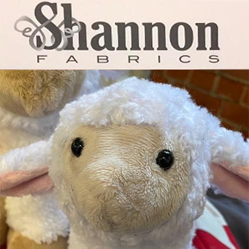 A fun toy making SEW-ALONG from Shannon Fabrics ~ and a little treat from ME!