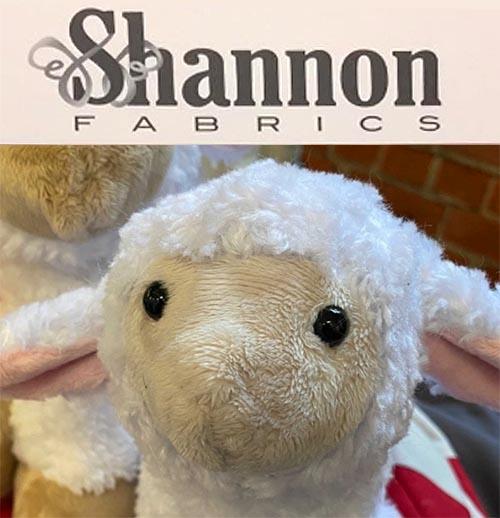 SHANNONS SEW-ALONG Lamkins Lamb face