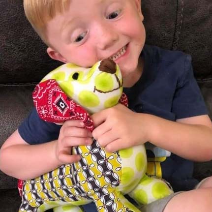 May MAKER OF THE MONTH – wins a FREE Funky Friends Factory Pattern!