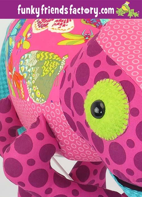Chameleon Sneak peek