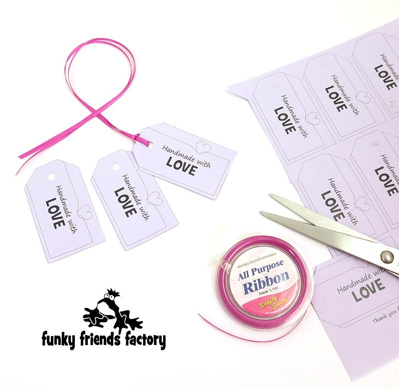free printable gift hang tags