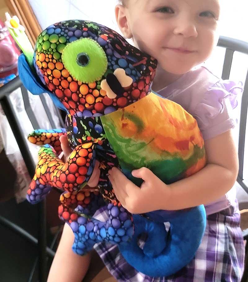 Chameleon Pattern sewn by Tammi Stillion (1)