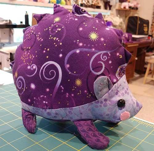 Hedgehog-by-Stephanie-hardy