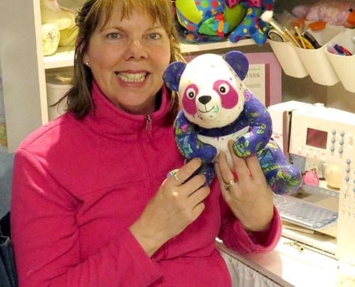 Panda-Bear-Ning---compare-the-bear-patterns