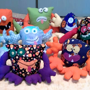 Early entries – Halloween SEWING COMPETITION 2021!