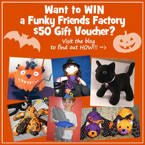 Halloween SEWING COMPETITION 2021!