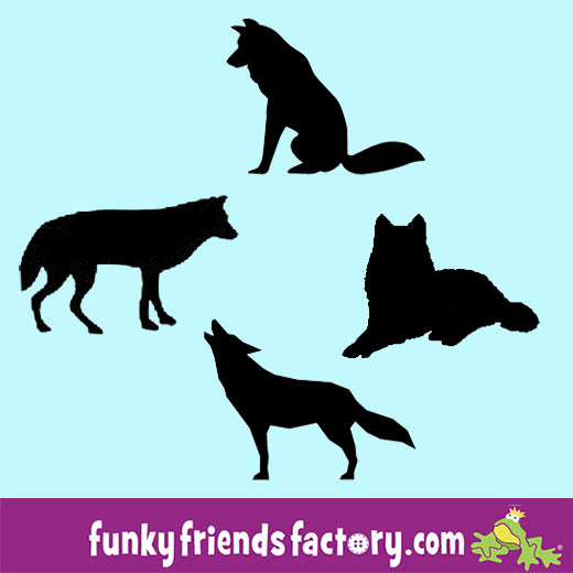 What kind of wolf pattern do you want?