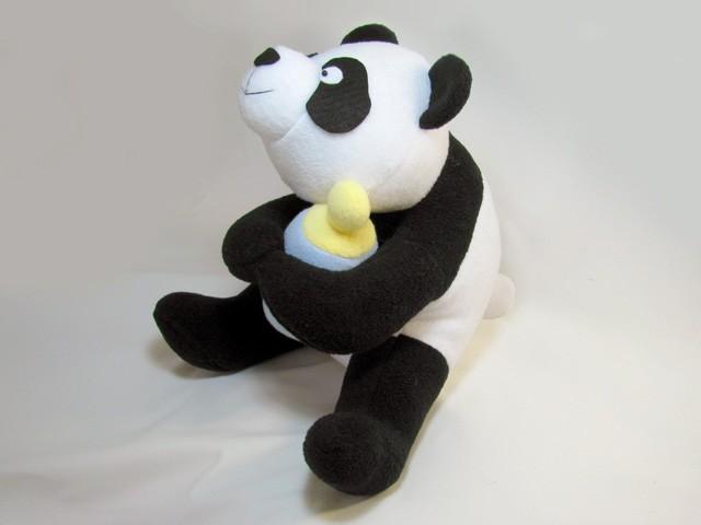 Panda Baby Ning Instant Download Sewing Pattern Pdf