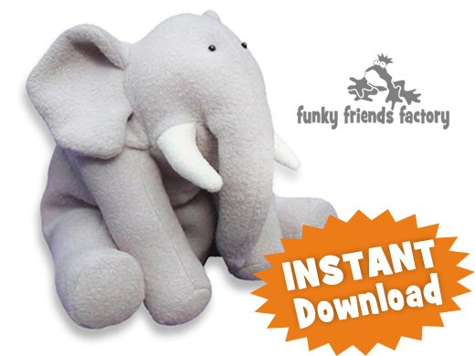 Funkyfriendsfactory Media Catalog Product Cache 1 Image 9df78eab33525d08d6e5fb8d27136e95 E L Elephant Toys Blue And Green