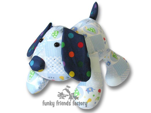 Puppy Dog Pete INSTANT DOWNLOAD Sewing Pattern PDF