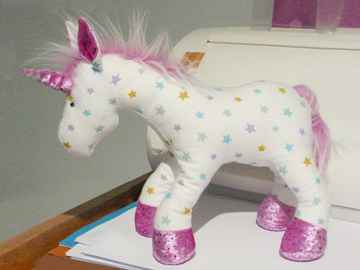 Horsey Horse Unicorn Instant Download Sewing Pattern Pdf