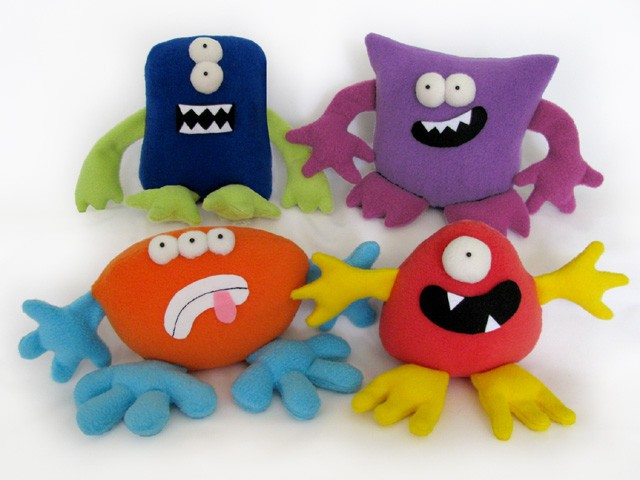 Soft Toys Making Patterns Free Download Llll