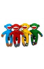 NO SOCK Sock Monkey toy pattern