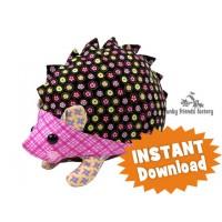 Hannah Hedgehog Sewing Pattern