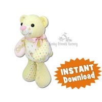 keepsake bear pattern