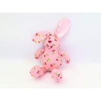 Wholesale Toy Sewing Patterns - BABY BUNNY toy sample and 10 patterns