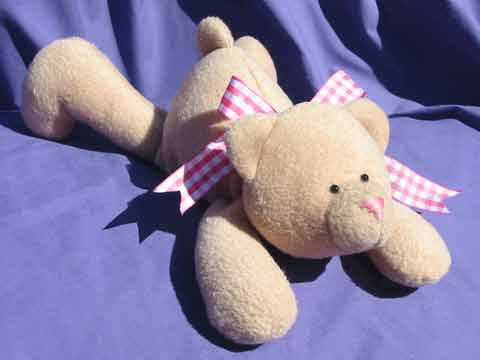 photo regarding Teddy Bear Sewing Pattern Free Printable known as free of charge-behaviors