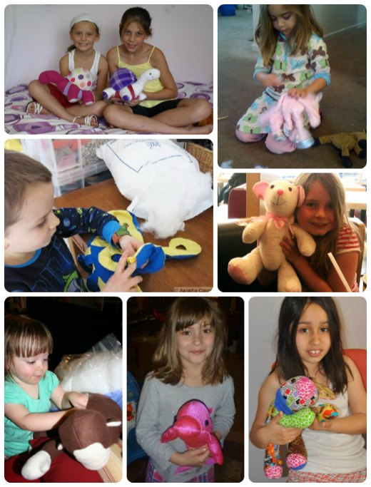 toy sewing patterns for kids