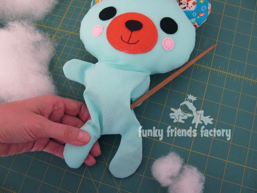 Z News How To Stuff A Soft Toy