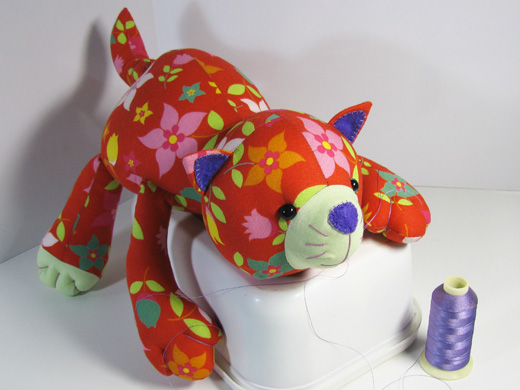 Cat sewing pattern Cat Sewing Patterns