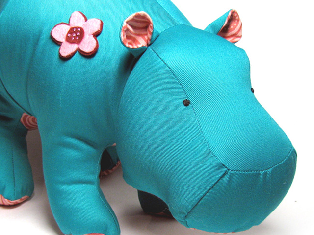 Hippo Sewing Patterns