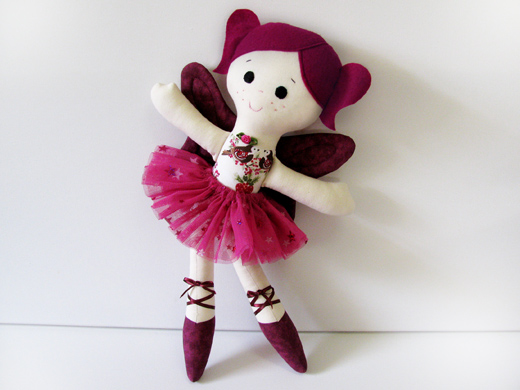 Sherralyn's Dolls - Cloth Dolls, Doll Clothes, and Accessories