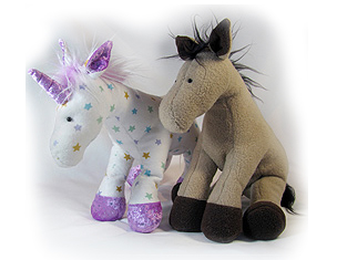 Horsey %26 Unicorn 640 Horse Patterns For Sewing