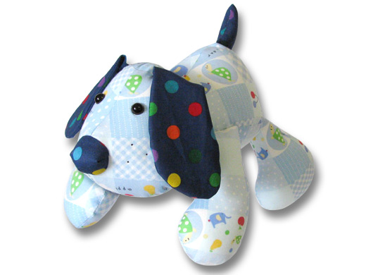 PUPPY DOG PETE simple softies sewing pattern Sewing Patterns For Dog Clothes